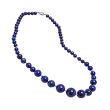 Graduated Lapis Necklace - Suphiras
