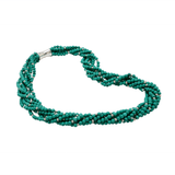 Multiple Strand Turquoise Necklace