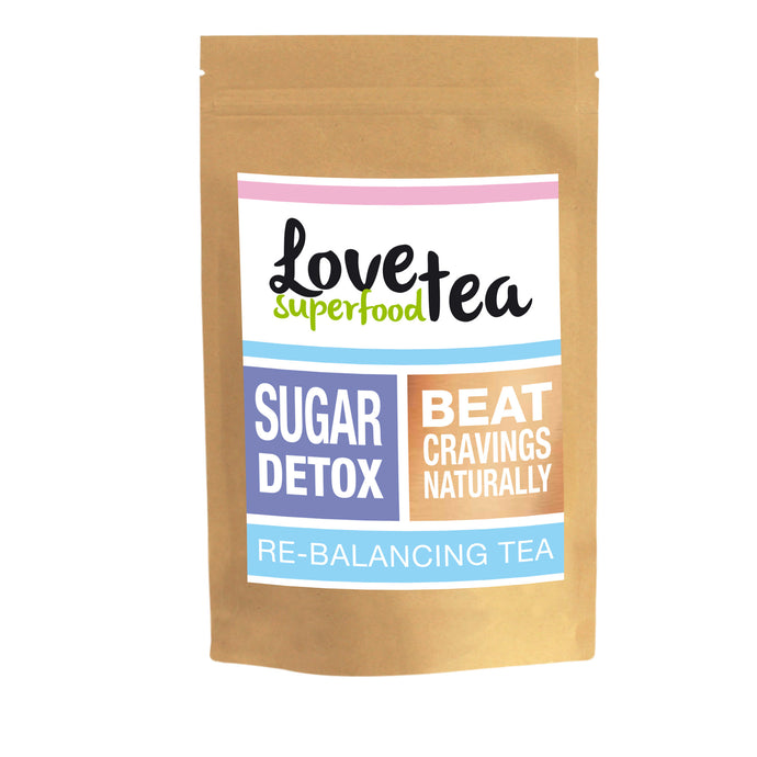 Sugar Detox Tea- 21 days