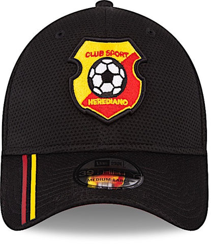 Club Sport Herediano Gorra Negra 39THIRTY Cerrada New Era