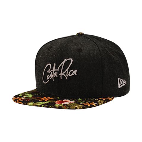 9FIFTY SNAPBACK CR SURF FLOWER VISOR