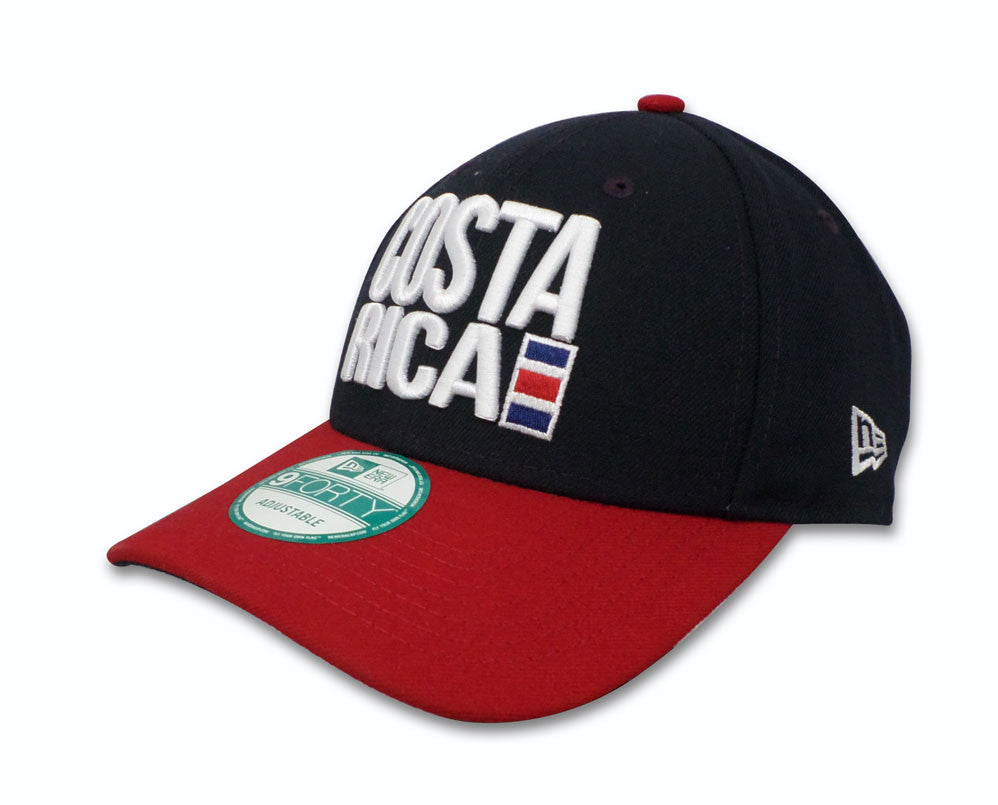 New Era Costa Rica 9FORTY - Ajustable - ClubHouse Costa Rica 22bc62ea4cd