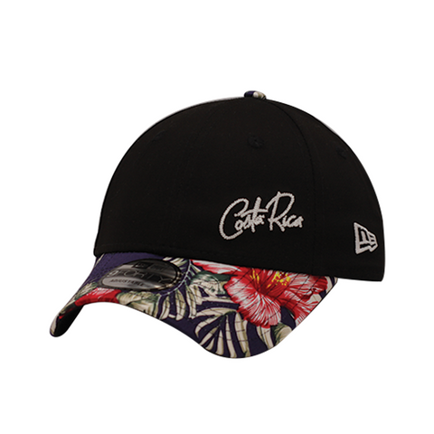 9FORTY SNAPBACK CR SURF FLOWER PRINT VISOR