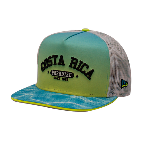 CR PARADISE TRUCKER POOL PRINT 9FIFTY