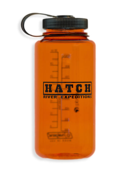 Nalgene Tritan 32 oz Wide Mouth Bottle with Hatch Logo