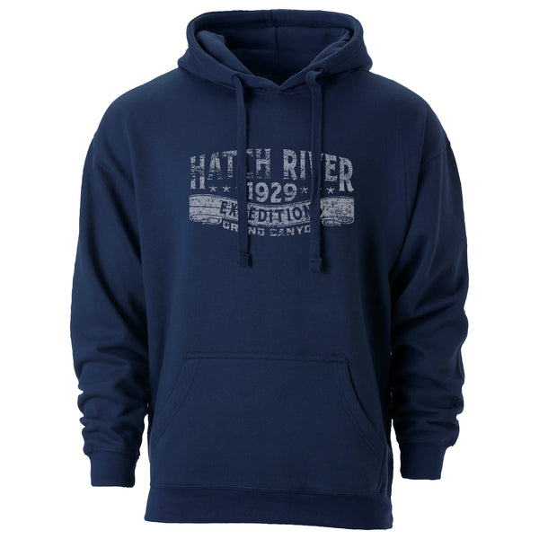 CLEARANCE Benchmark Hoodie Navy #31014
