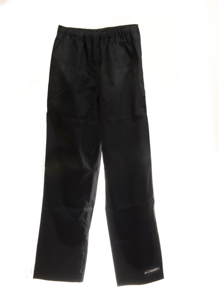 Youth Trail Adventure Rain Pants Black #RY8036-010