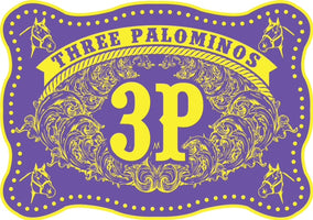 Three Palominos