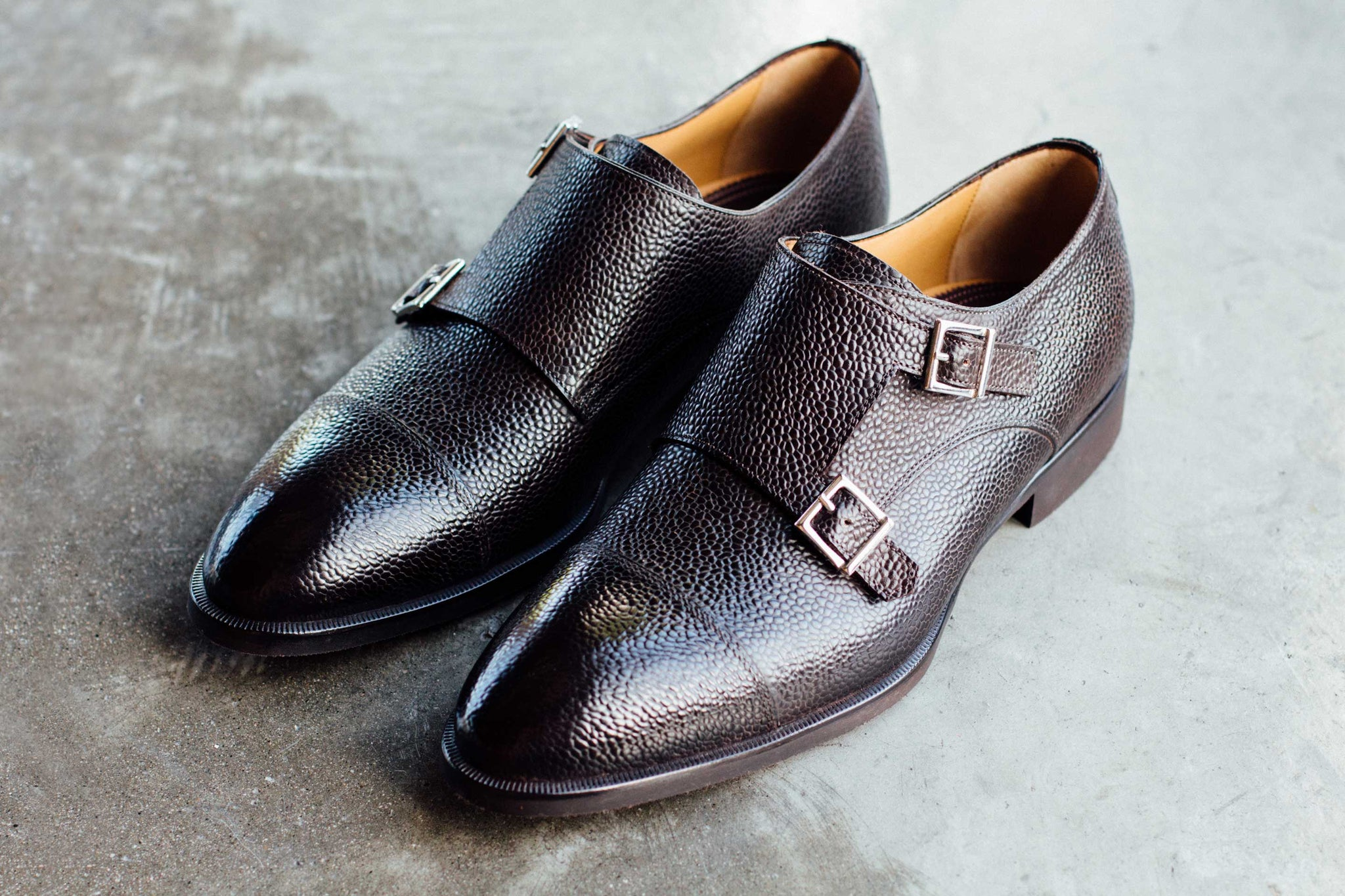 Classic footwear <br>with a modern twist