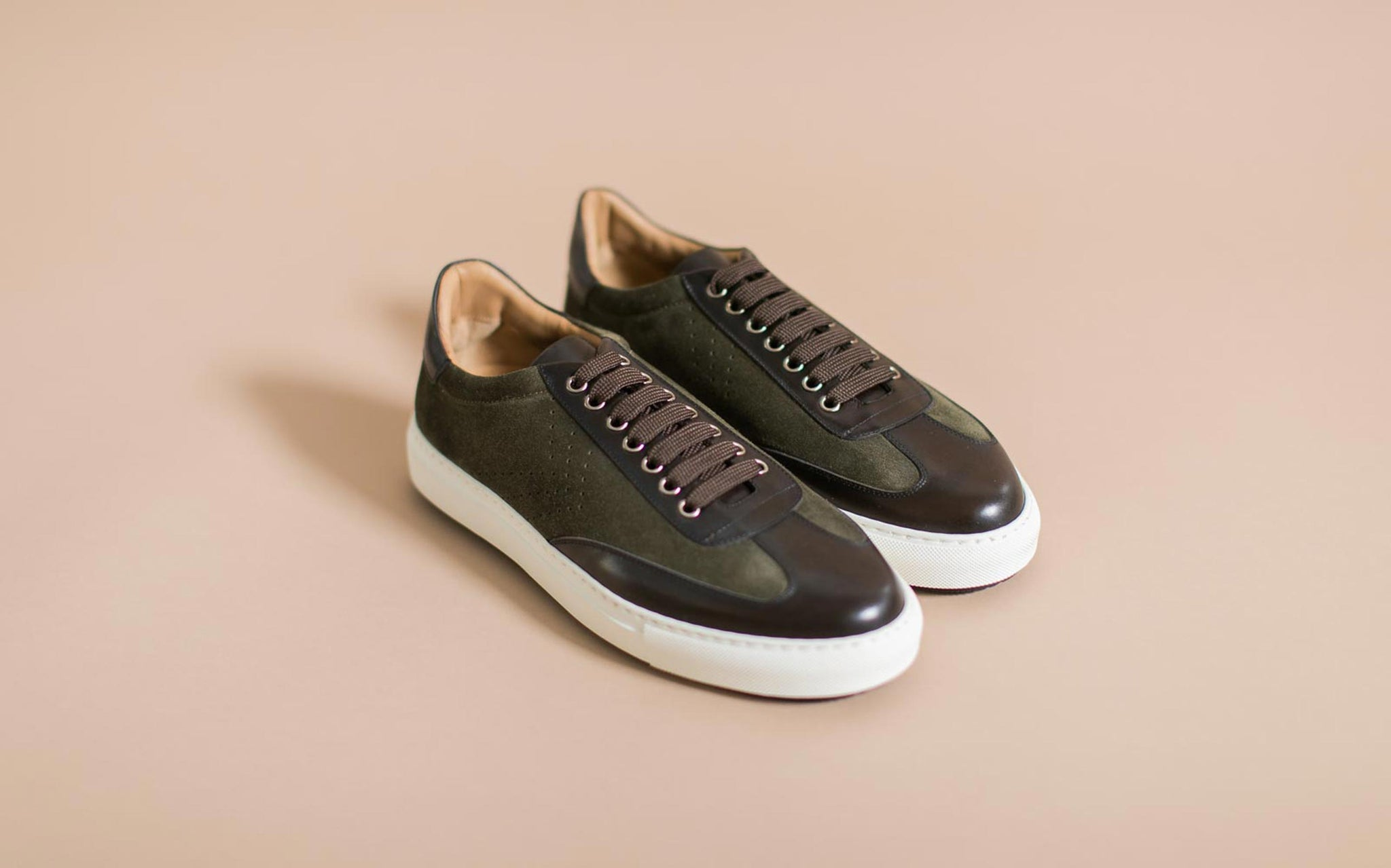 <i>Classic shoes with a Modern Twist</i>