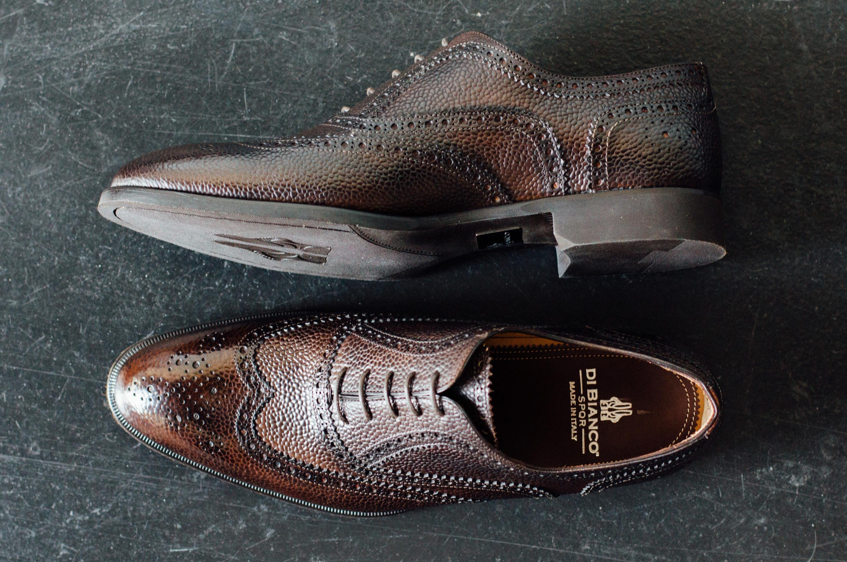 sc528 scotch grain oxford