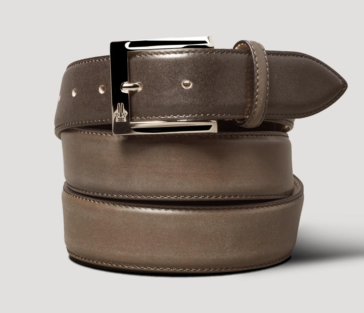 Belt in Deco Stone Grey