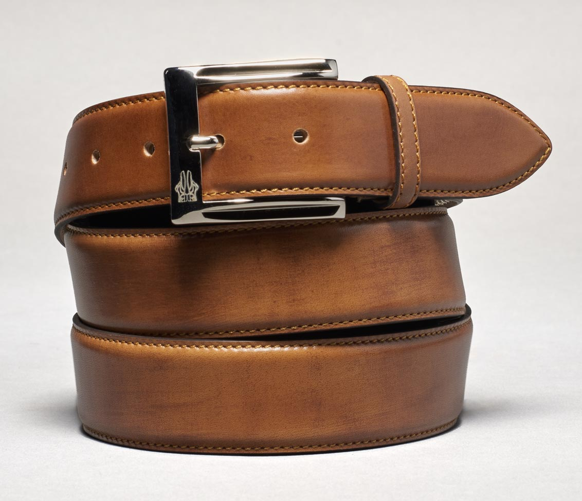 Belt In Deco Tabacco