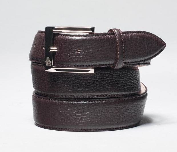 Belt in Cervo T Moro