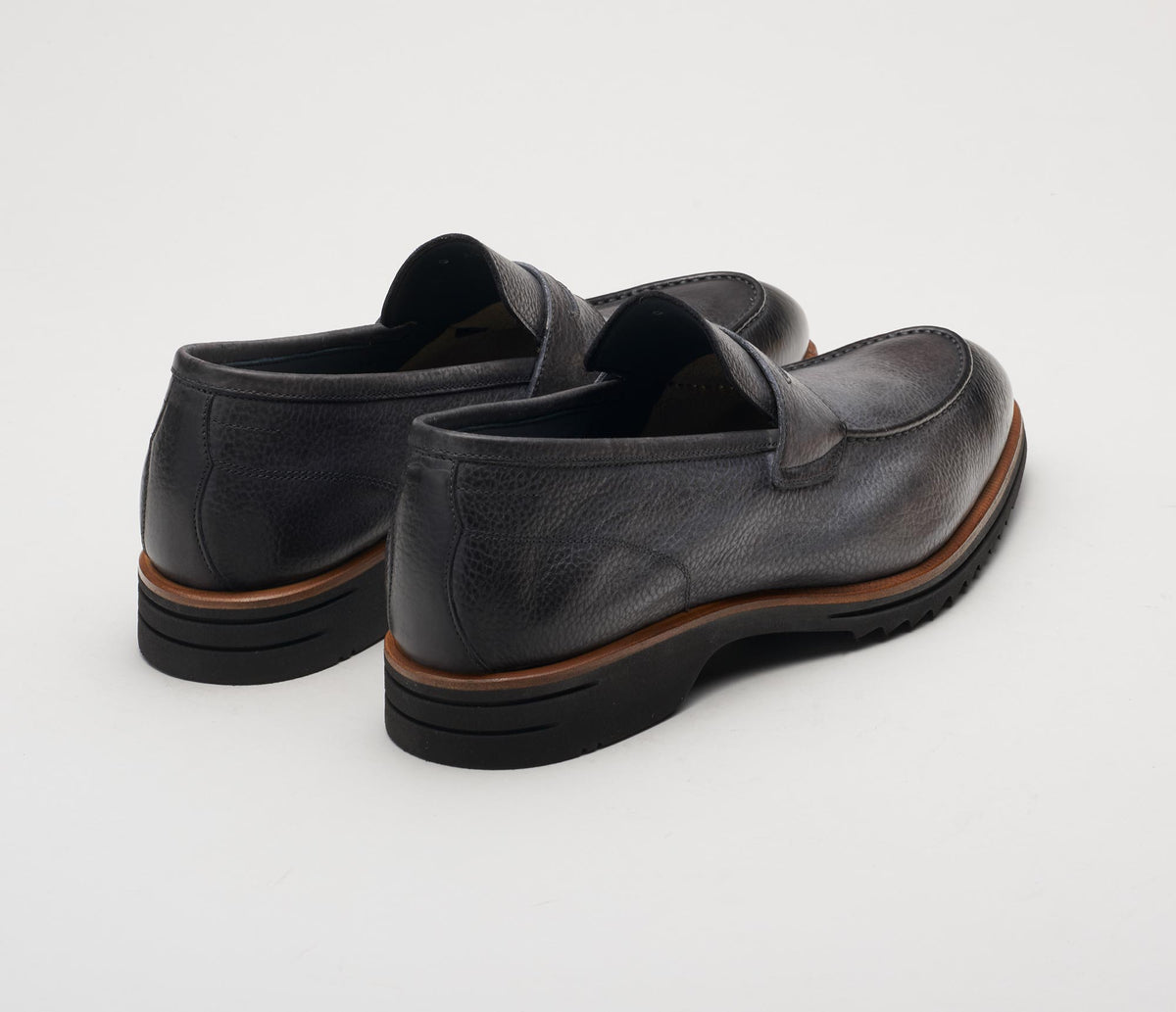 The Brera Fumo Men's Loafer