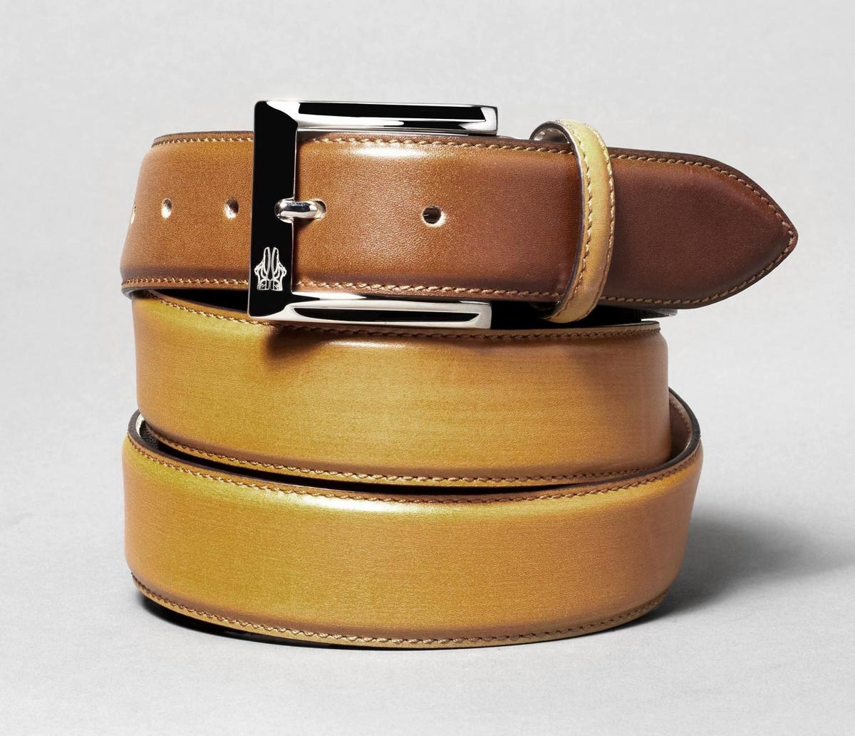 Belt in Deco Giallo