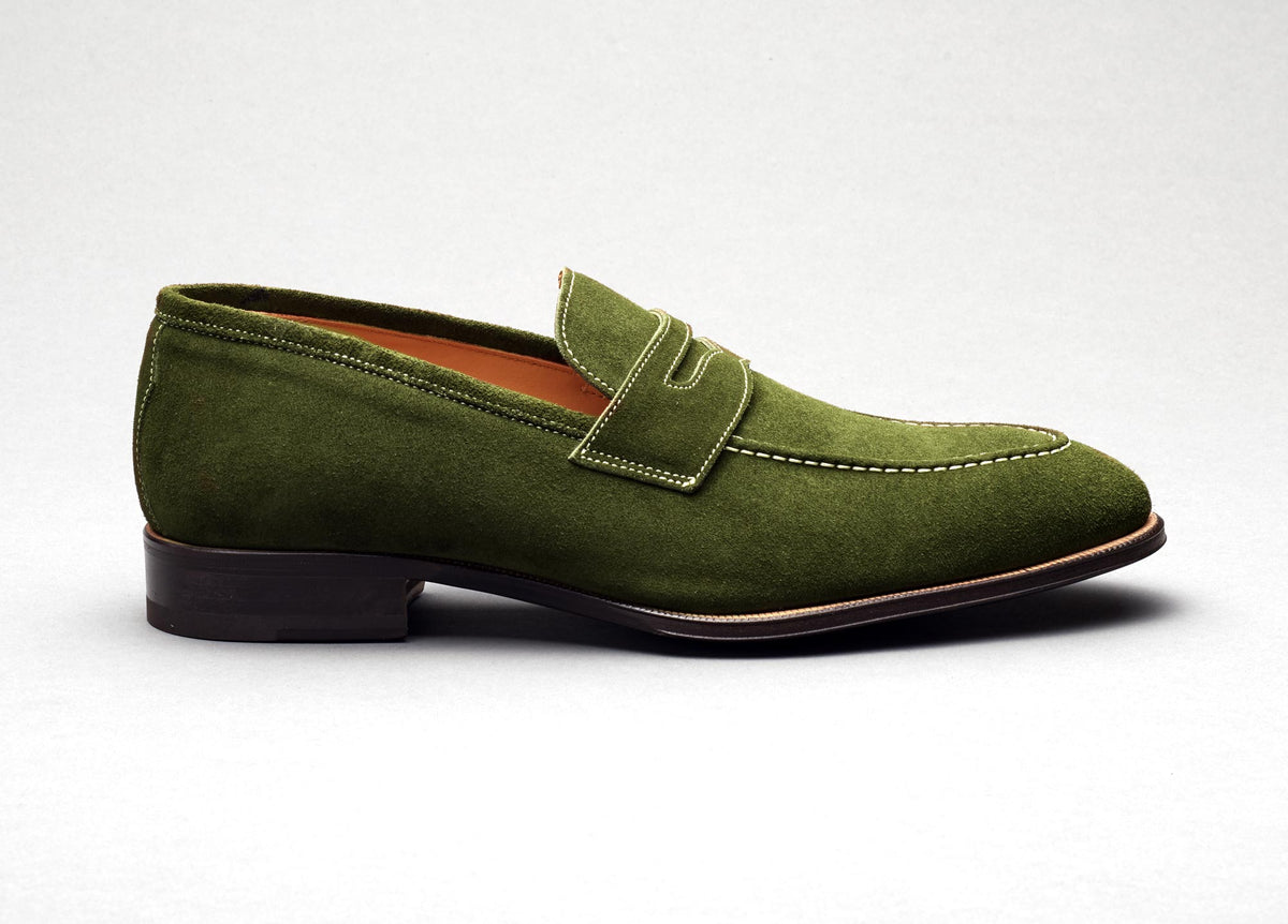Amato Suede Loafer