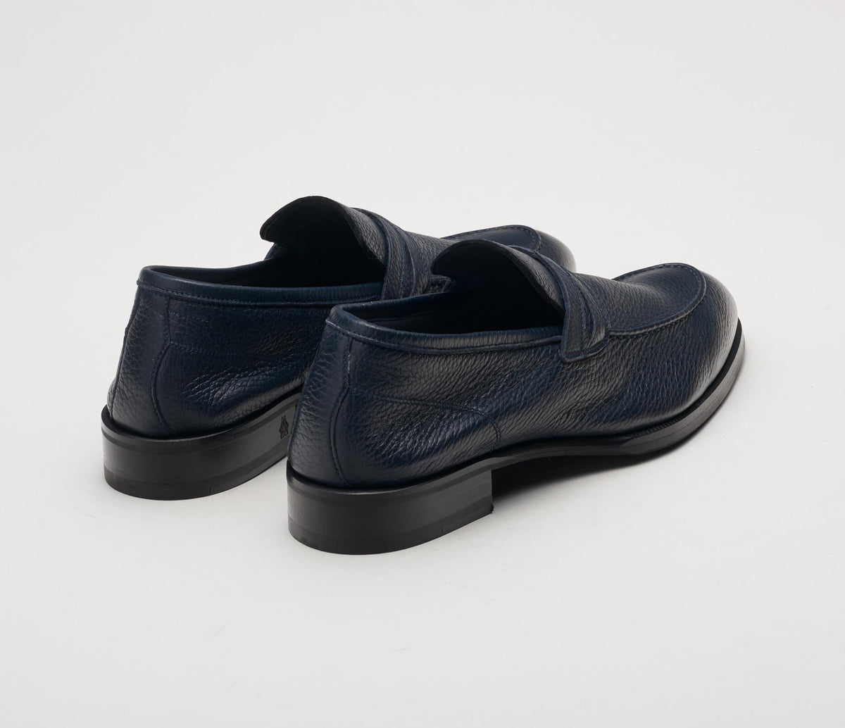 Firenze Cervo Loafer in Navy