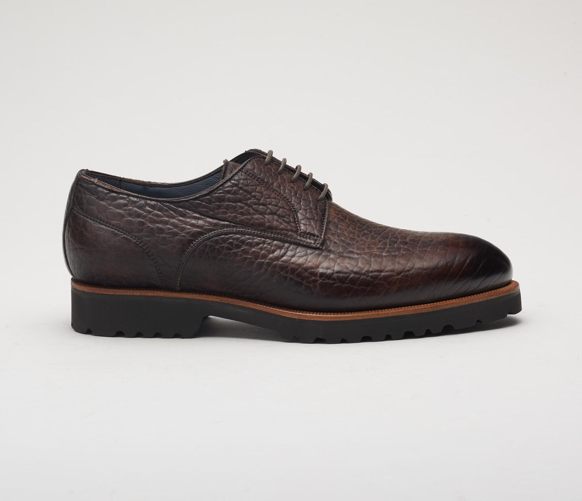 The Pisa T-Moro Men's Derby Shoes