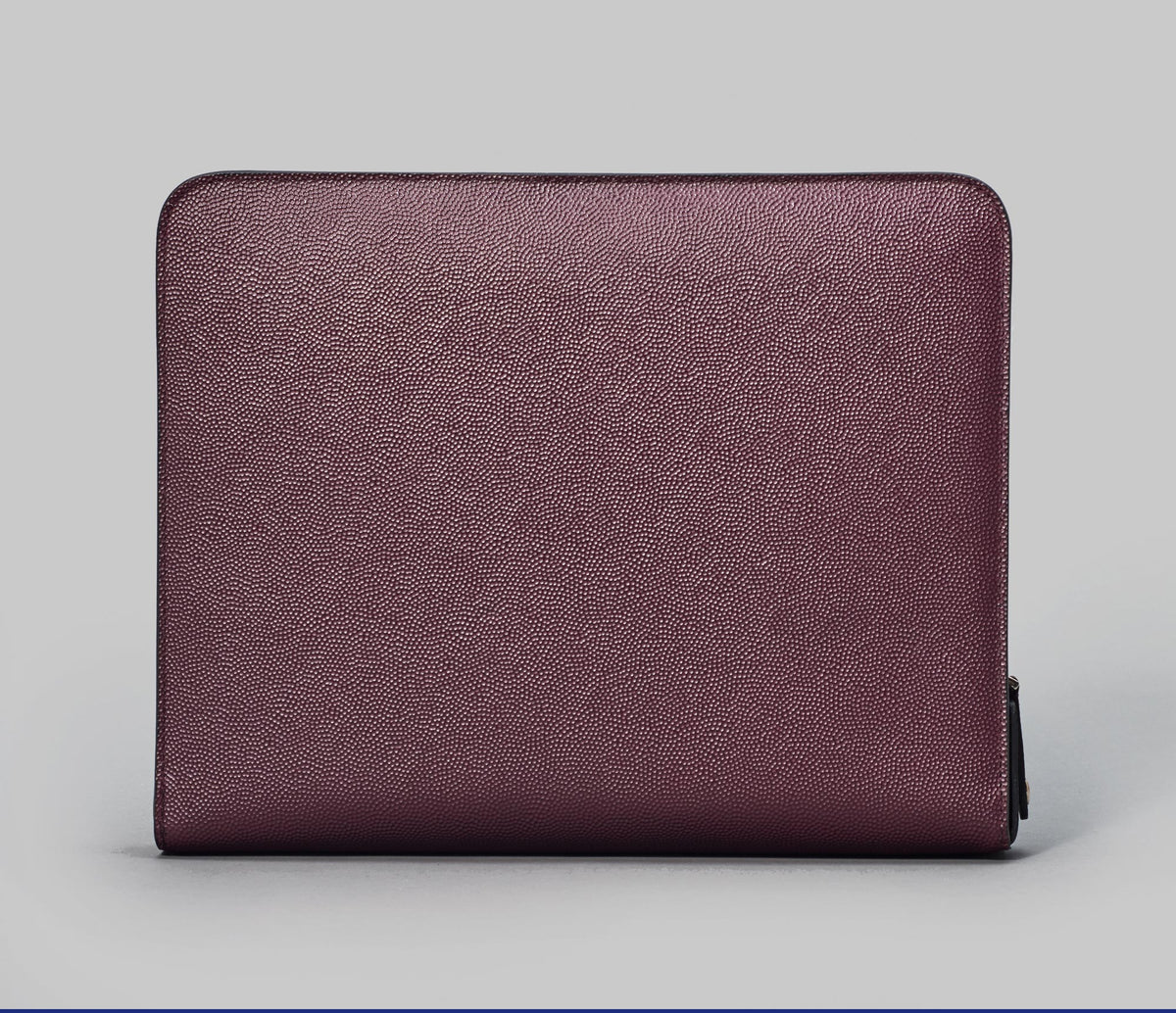 Portfolio Pebble Burgundy