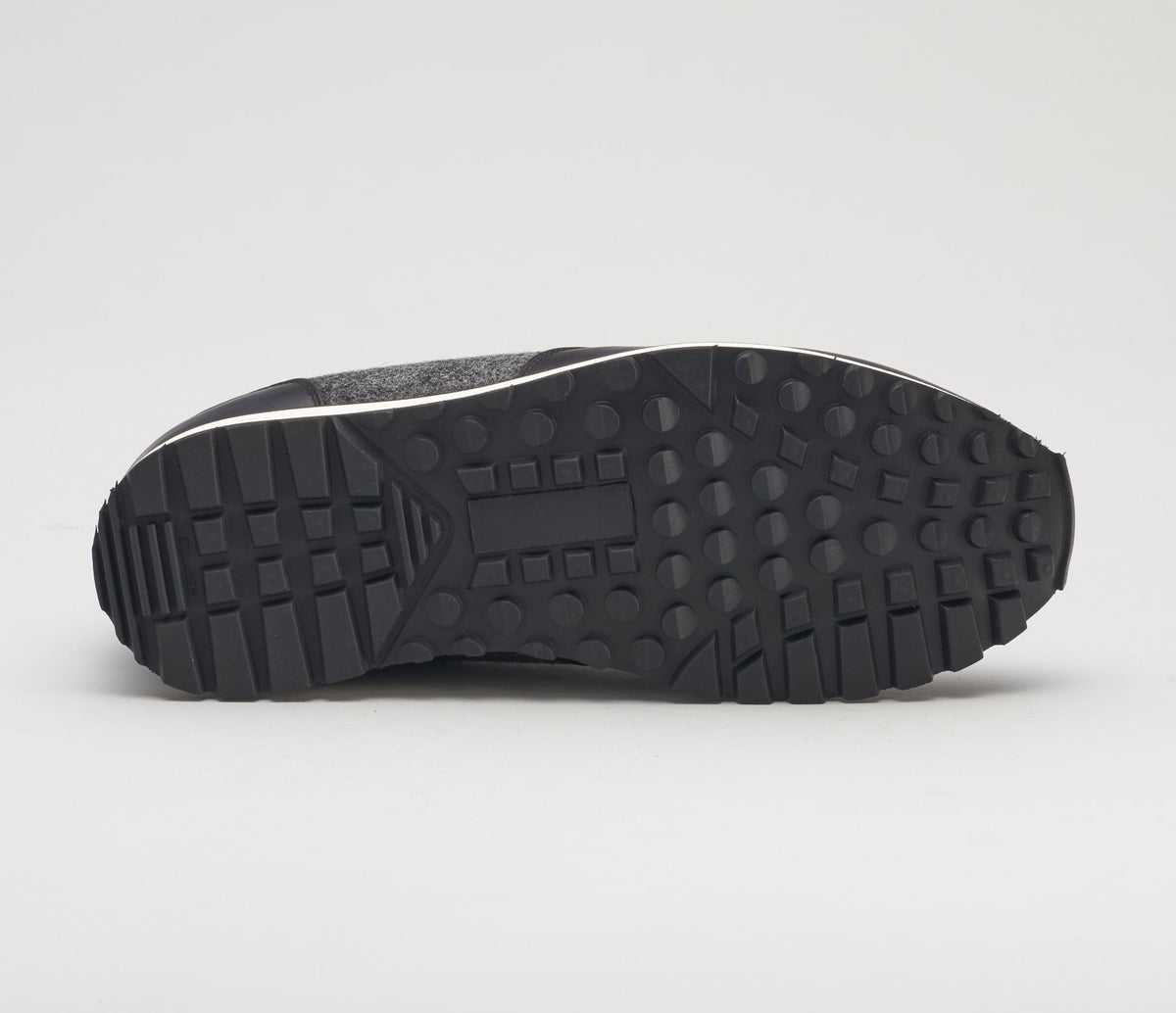 SB241 Wool / Calf Anthracite
