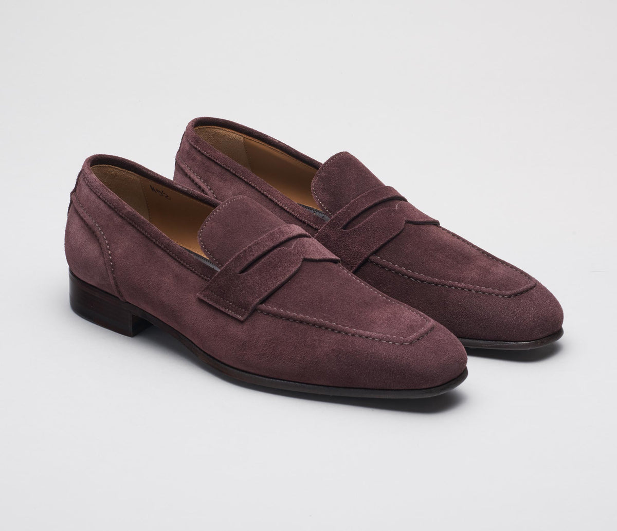 Padua Suede Loafer in Anima