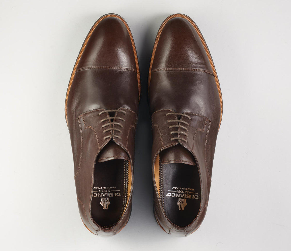 The Milano Bracken Men's Derby Shoes