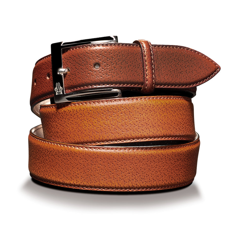 Belt in Anilkiss Giallo Okra