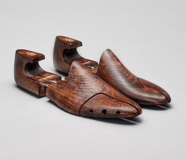 Men's beech shoe trees