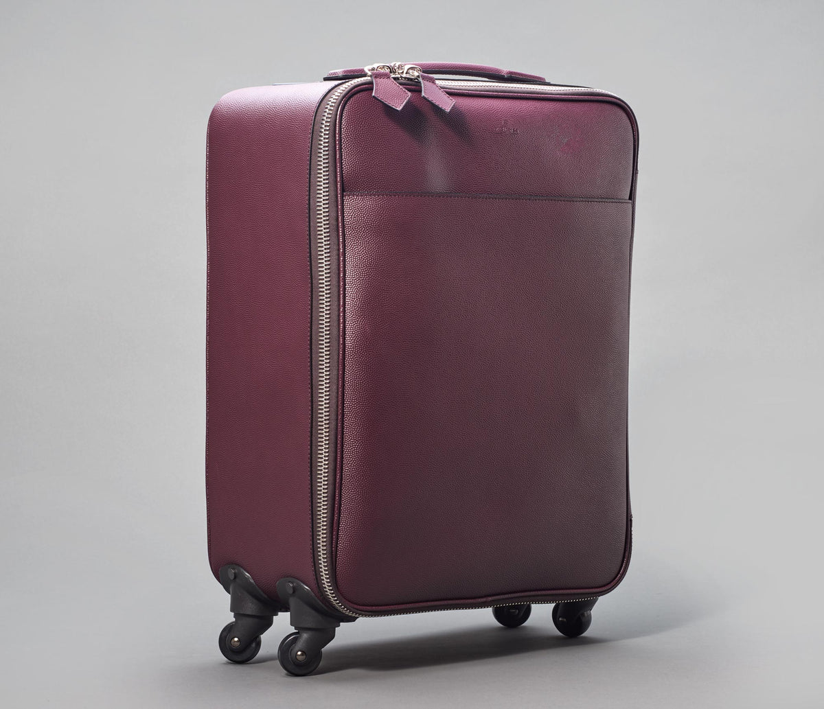 Trolley Bag Burgundy
