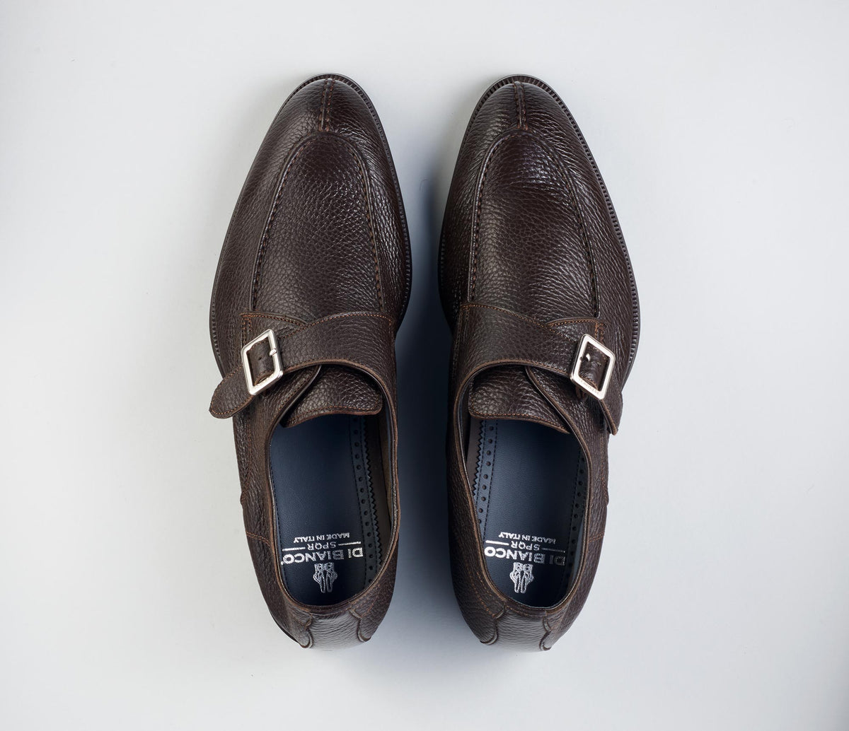 The Treviso T-Moro Monk Strap Shoes