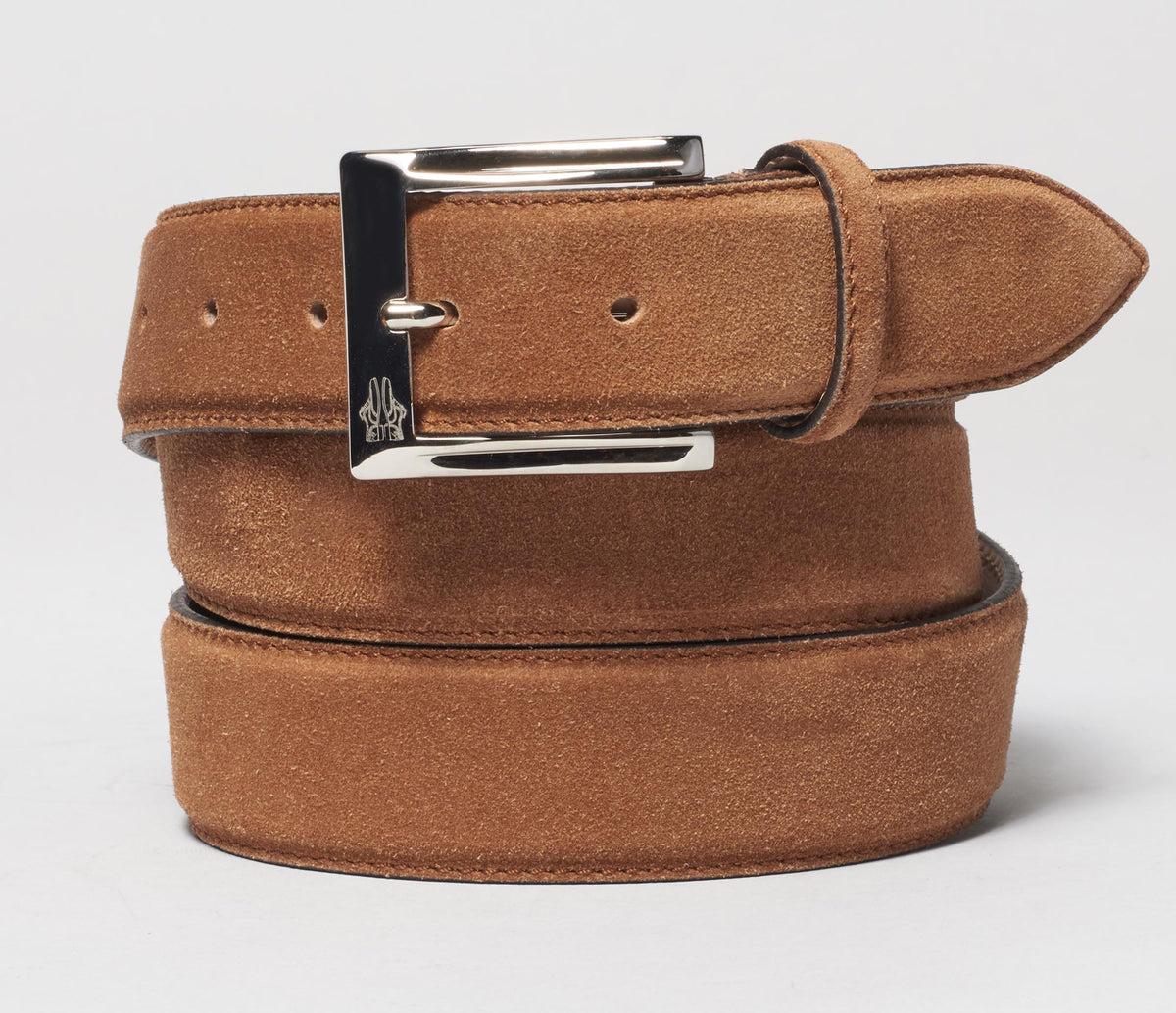 Belt In Velour Saraceno