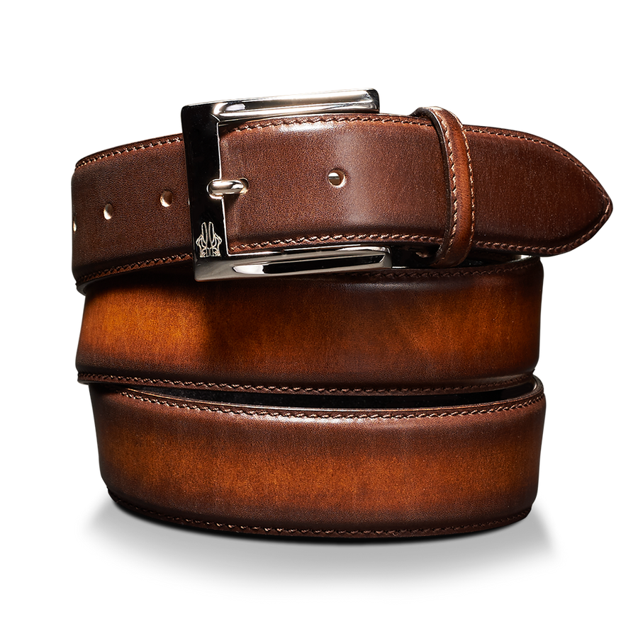 Belt in Deco Brulee