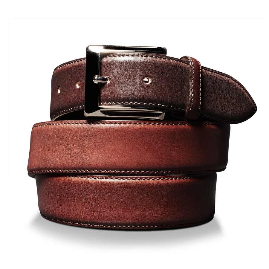 Belt in Deco Mogano