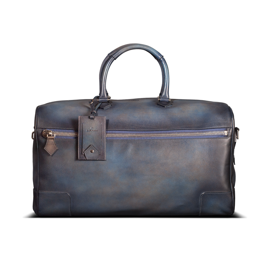 Weekend Duffle Bag Blu