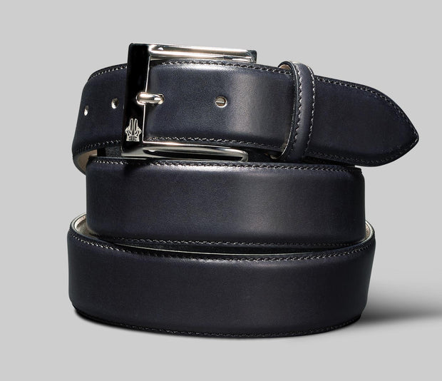 Belt in Deco Nero