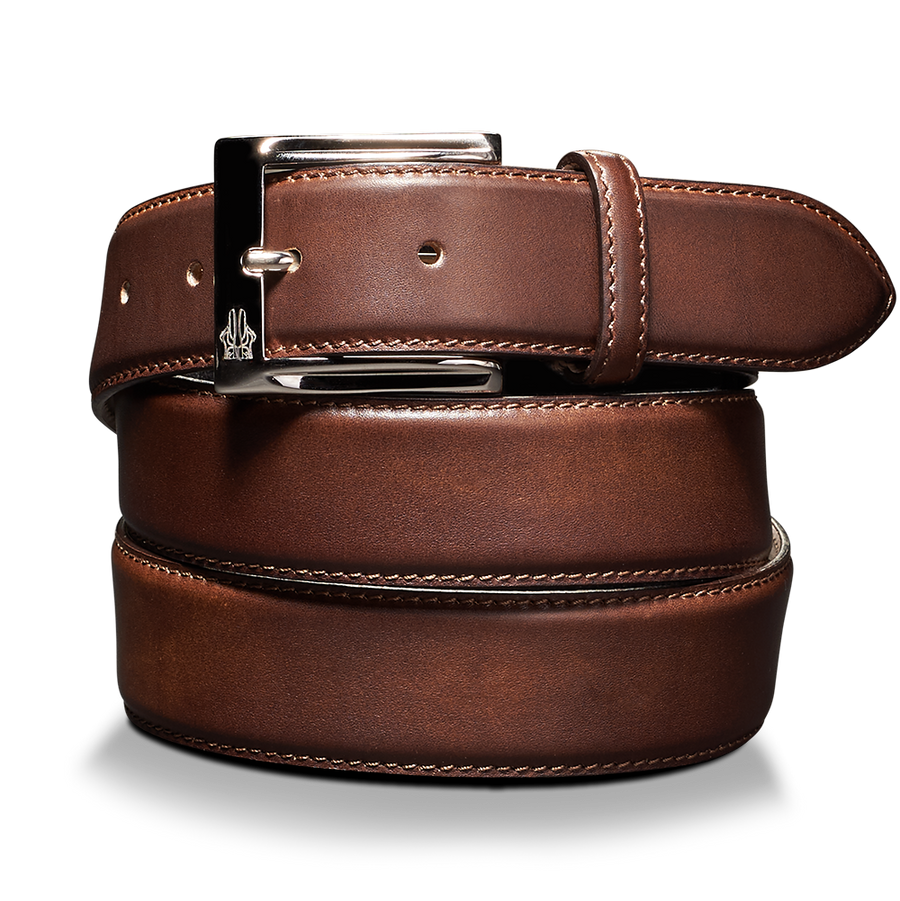 Belt in Deco Cadmio