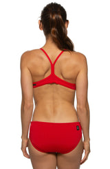 Ally Bikini Unterteil - Red