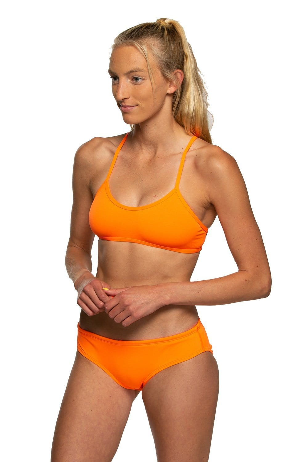 Ally Bikini Bottoms Solids - Brights