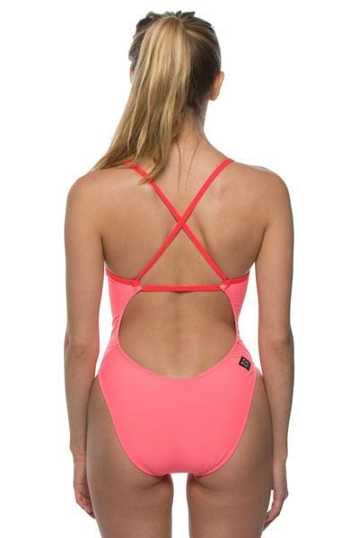 Brandon Swim Onesie - Watermelon/Strawberry
