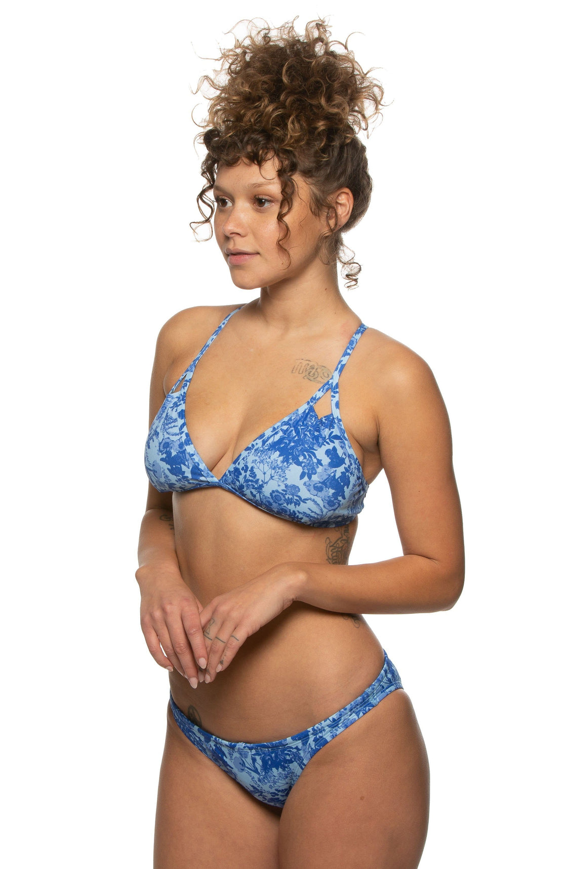 Europe Bikini Spodek - Ever Flower