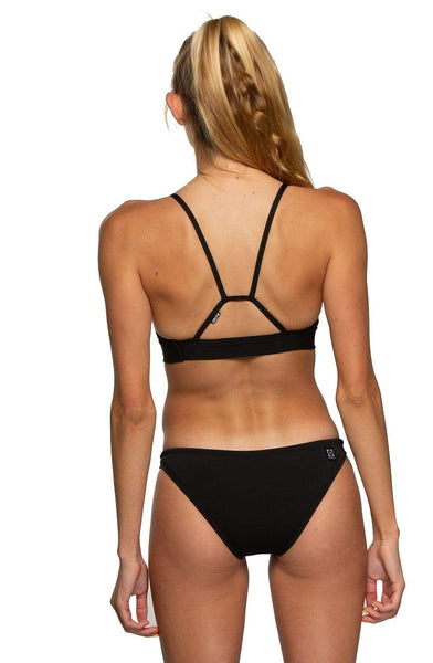 Europe Bikini Bottoms Solids - Darks