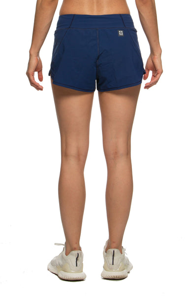 Hewson Run Short - Navy