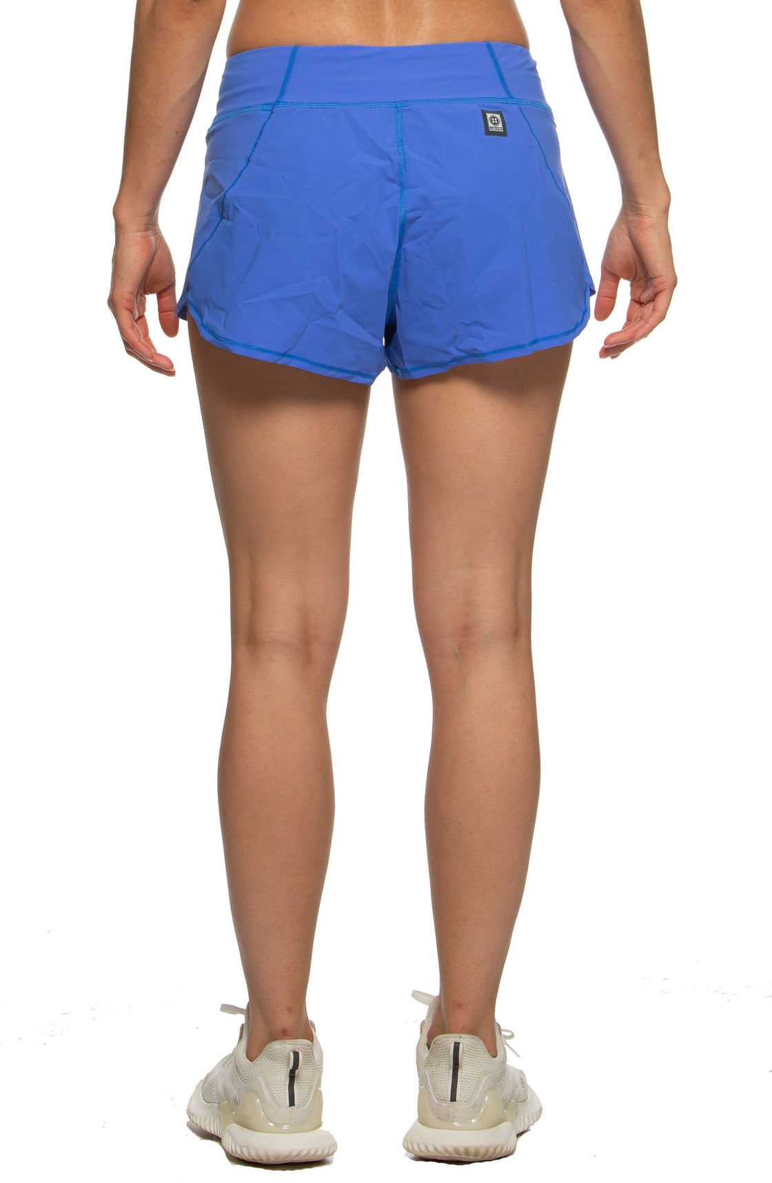 Hewson Run Short - Periwinkle