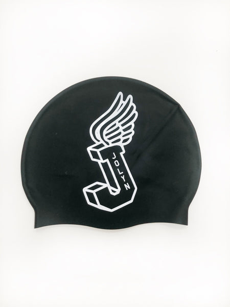 Swim Cap - JOLYN Wing