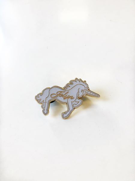 Pin - Heroic Unicorn
