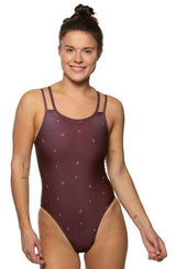 Murray Swim Onesie - Franklin