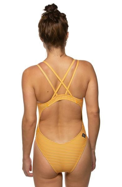 Murray Swim Onesie - Sparta