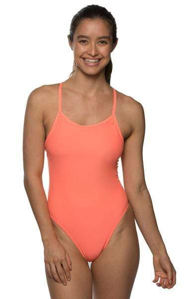 Perry Swim Onesies Solids - Brights