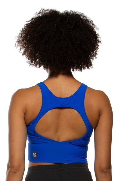 Sarae Sports Bra - Royal Blue